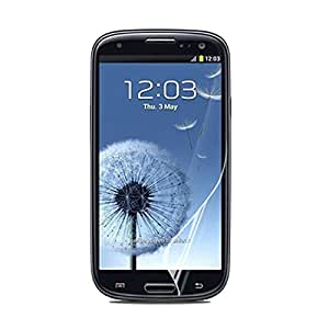 Mokingtop New CLEAR LCD Screen Protector Film Shield For Galaxy S III S3 i9300