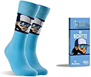 MLB Official Licensed Players Association Socks – Various Baseball Players – Size 7 to 12 - Unisex - Major Lea