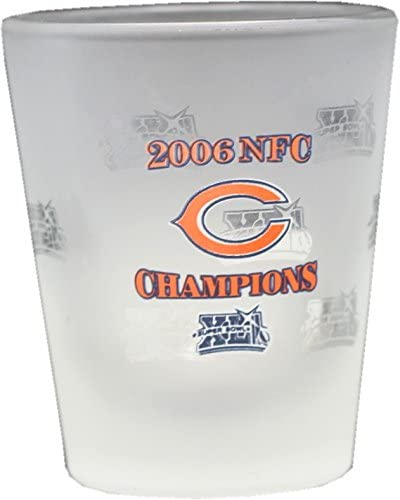 Boelter Brands Chicago Bears 2 oz Shot Glass