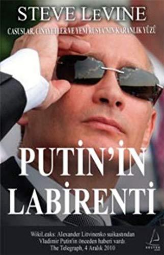 Putinin Labirenti Steve Levine
