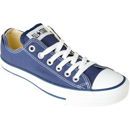 Converse Kids Chuck Taylor Classic Navy Sneaker - 12