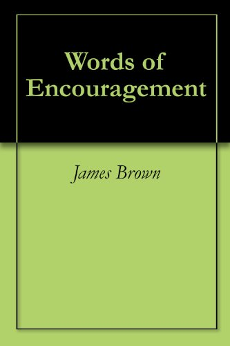 words of encouragement kindle edition by james brown health