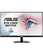 "Asus 90Lm03L0-B02170 Vp249He Eye Care Monitor, 23,8"", Full Hd, Ips, Randloos, Flicker-Free, Blue Light Filter"