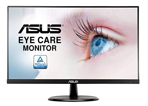 ASUS VP249HE 23.8' Monitor Full HD IPS HDMI VGA with Eye Care