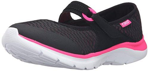 Negro Lona e360 para Spirit Mariel Caminar Grande Zapatos Easy W7S1qfc