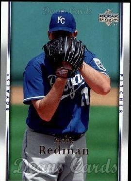 0 Mark Redman Kansas City Royals (Baseball Card) Dean's Cards 8 - NM/MT Royals ()