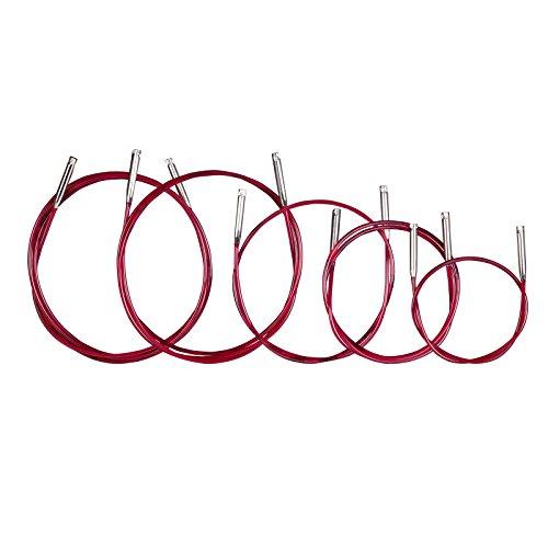 addi Lace Click Cord Set - Multi, 5 cords with connector by addi
