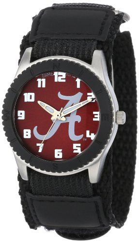 game-time-unisex-col-rob-ala2-rookie-black-watch-alabama-a-logo