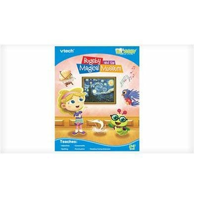 VTech Bugsby Reading System Book - Bugsby and The Magical Museum by VTech (Image #1)