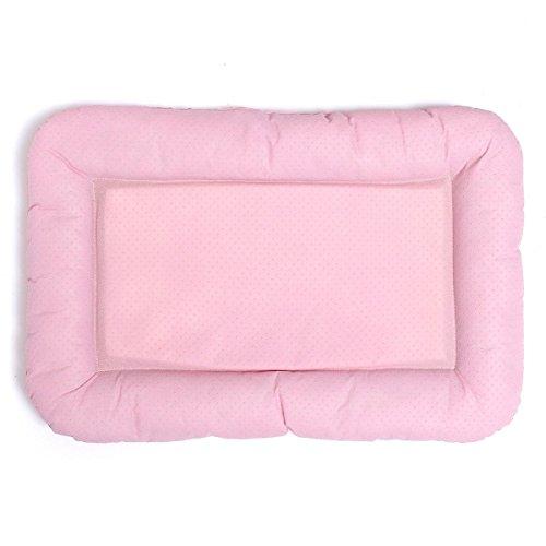 70-x-50-cm-pour-chien-chat-lit-Pet-Cool-Sige-Coussin-Pad-Tapis-de-tissus-en-soie-doux-antidrapant-apporter-Rose
