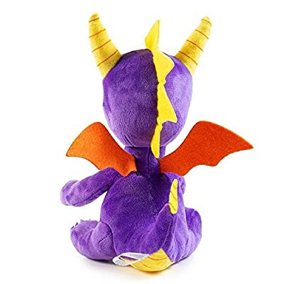 Spyro Kidrobot The Dragon Phunny 8 Inch Plush Figure: Toys & Games