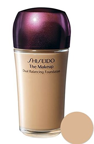 Shiseido The Makeup Dual Balancing Liquid Foundation (O60 Natural Deep Ochre)