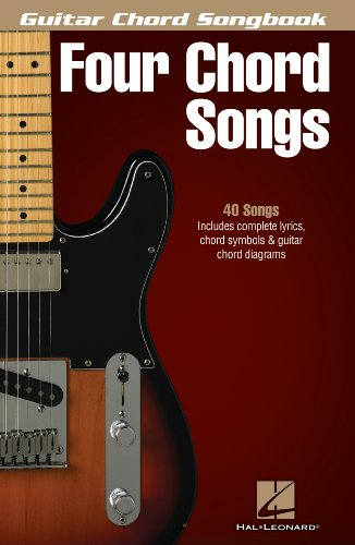 Four Chord Songs Songbook (Guitar Chord Songbooks) - Kindle edition ...