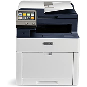 Xerox WorkCentre 6515/DN Color Multifunction Printer, Amazon Dash Replenishment Enabled