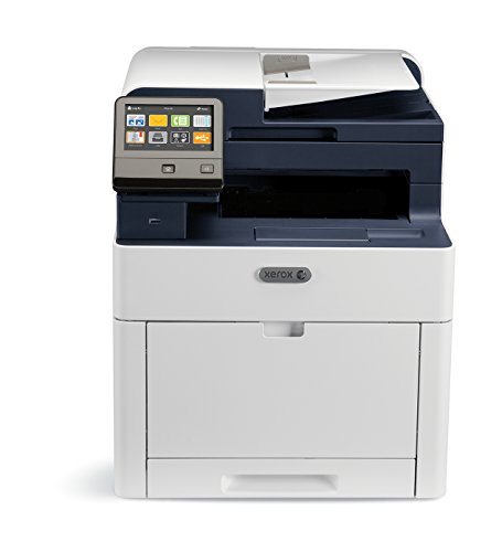Flatbed Multifunction Center - Xerox WorkCentre 6515/DN Color Multifunction Printer