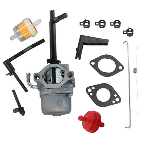 AISEN Carburetor for Generac Wheelhouse 5500 5550 Watts Generator with Briggs & Stratton Engine Carb Gasket