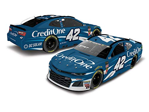 Lionel Racing Kyle Larson #42 Credit One Bank 2019 Chevrolet Camaro NASCAR Diecast 1:24 Scale