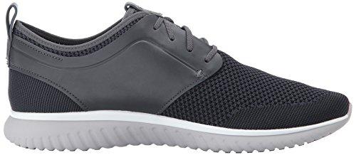 Cole Haan Mens Grande Movimento Maglia Sneaker Grigio Gessato / Nero / Grigio Vapore