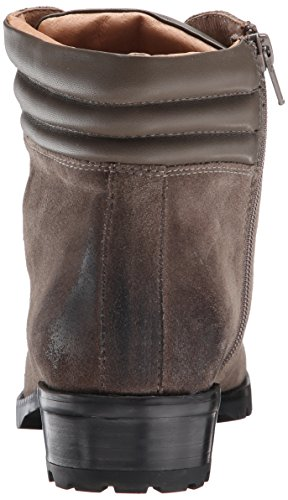 Taupe Taupe Como Split Corso Suede Nappa Boot Motorcycle Women's Whisper wafTq