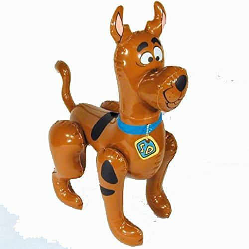 ooby Doo Inflatable Blow up Toy (Scooby Doo Cartoon Characters)