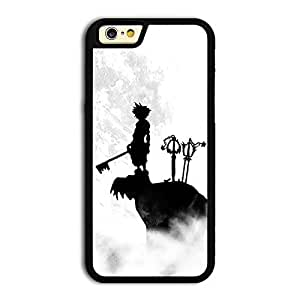 TPU iPhone 6 case protective skin cover with popular game Kingdom Hearts cool design #1