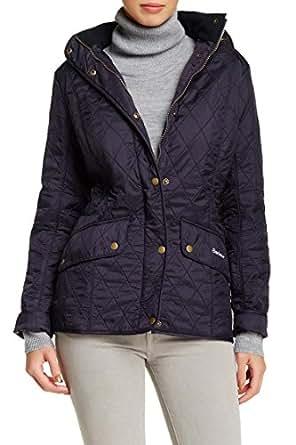 Barbour Women's Pantone Chromatics Quilt Jacket, Black, 10 UK/6 US