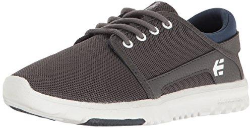 Etnies Womens Scout Sneaker Grey/Navy low shipping online Tm1X9SuUvT