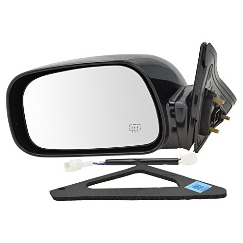 Power Heated Side View Mirror Driver Side Left LH for 02-06 Camry (Japan Model)