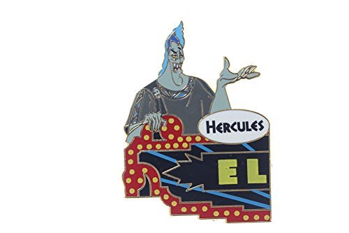 Disney DSSH Limited Edition of 400 Villain Puzzle Marquee Hercules Only Pin ()