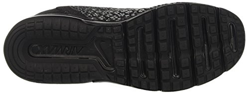 WMNS Black Dark Black Metallic Women's Hematite Grey 2 Shoes Air Max Grey Wolf Running Sequent NIKE pRTFn8