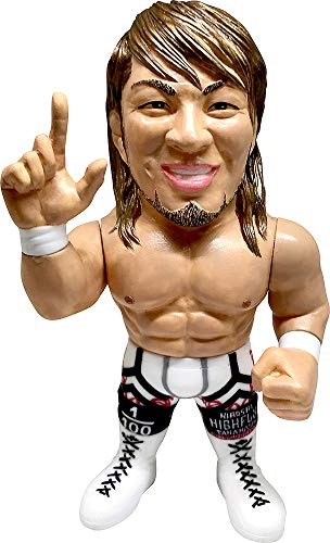 16 Directions SEP188764 16D Collection 06: New Japan Pro-Wrestling: Hiroshi Tanahashi Vinyl Figure, Multicolor