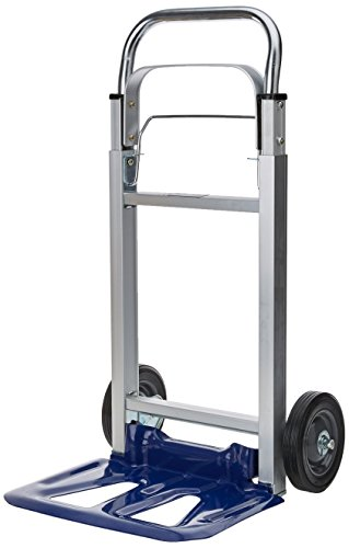 Einhell BT-HT 90 Folding Truck, 90 kg Capacity - Multi-Colour
