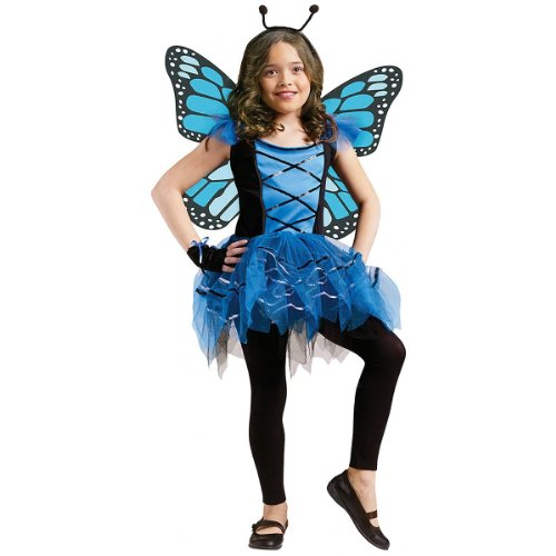 Ballerina Butterfly Girls Costume (4-6) - http://coolthings.us