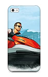 fenglinlinQaRJcjd764cdMeW Tpu Case Skin Protector For iphone 4/4s Gta With Nice Appearance