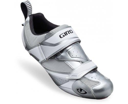 Giro メンズ Giro B008HTA9K2 41|Chrome/White Chrome/White 41