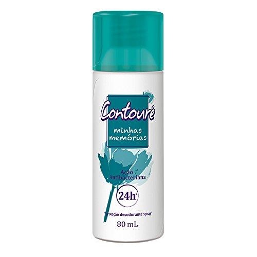 Desodorante Spray Memorias, Contoure
