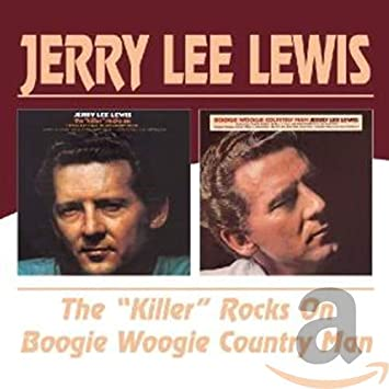 The Killer Rocks On / Boogie Woogie Coun