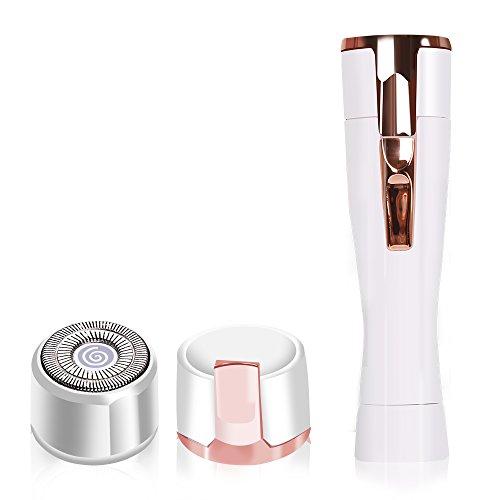 Emosa Mini Hair Removal for Women Electric Hair Remover Non-allergenic Epilator Lipstick Design For Sale