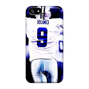 High Quality Abrahamcc Dallas Cowboys Skin Case Cover Specially Designed For Iphone - 5/5s