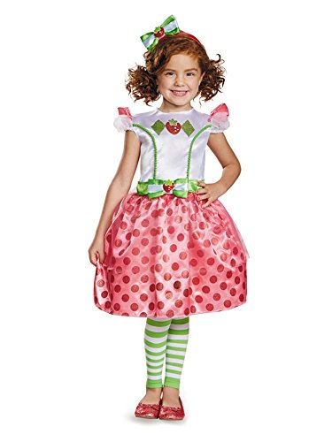 Disguise Classic Strawberry Shortcake Costume