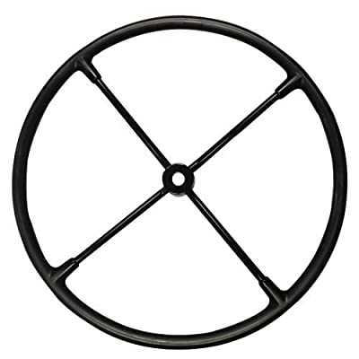 Complete Tractor 1404-4801 Steering Wheel for John Deere Tractor 70 720 80 820 R/Ar505R, 1 Pack: Automotive