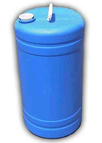 15 Gallon Plastic Water Barrel Reconditioned