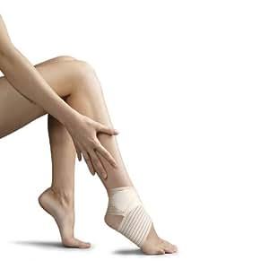Wellgate - Tobillera Transpirable Para Mujer (Talla Única) - Soporte Elástico Para Tobillo - Protección Para Lesiones | Esguinces | Artritis - Sin Costuras!