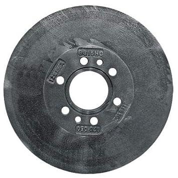 Disco de freno para tractores Fendt, grosor 31 mm, ventilado interior, diámetro 262 mm, para eje cardán: Amazon.es: Bricolaje y herramientas