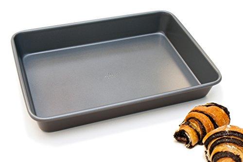 "Bakeware By Culina 9""x13"" Nonstick Rectangular Cake Pan by Culina"