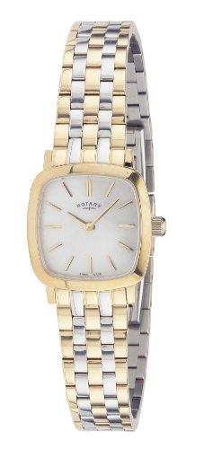 Rotary LB02401-41 Ladies Windsor Slim Bracelet Watch