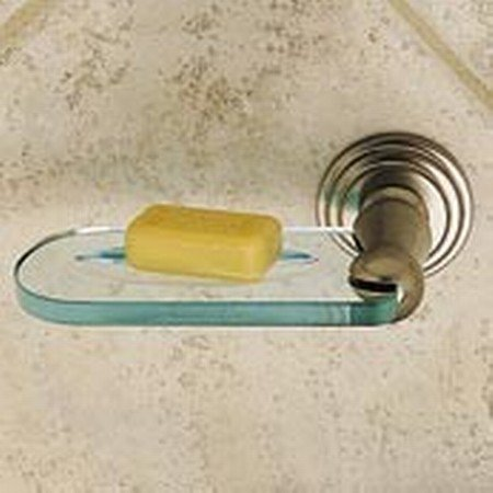 GINGER CHELSEA FLAT SOAP DISH