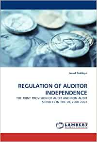 auditor independence and non-audit services a literature review Auditor independence: type of non-audit services that many auditors provide their clients for instance, regulators in some countries hold the belief that fees from non-audit section 2 reviews the literature, explains the grouping.