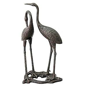 Innova Heron Duo Garden Statue