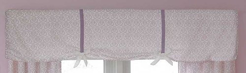 Sweet Baby Dreams Window Valance - 60 in x 16 in by Crown Crafts